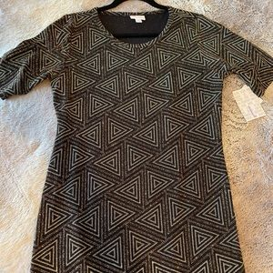 Elegant LuLaRoe Julia dress